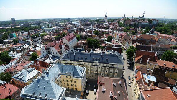 Talin, glavni grad Estonije - Sputnik Srbija