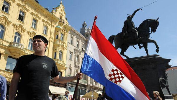 Хрватски десничар - Sputnik Србија