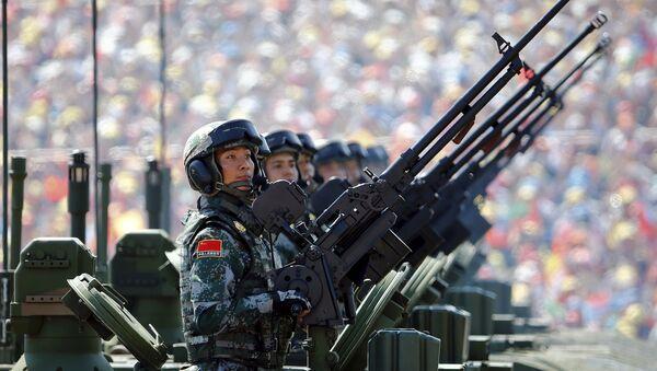 Војници Народноослободилачке војске Кине - Sputnik Србија