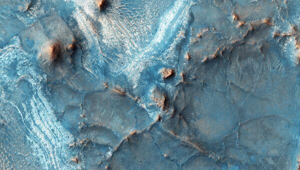 Марс сликан камером Орбиталног истраживача Марса - Sputnik Србија