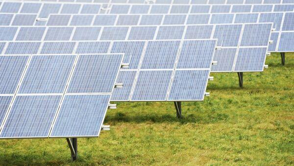 Solarni paneli - Sputnik Srbija