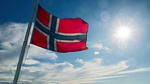 Norveška zastava - Sputnik Srbija