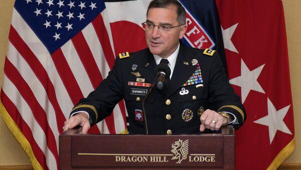 General Kertis Skaparoti, vrhovni komandant NATO snaga u Evropi - Sputnik Srbija