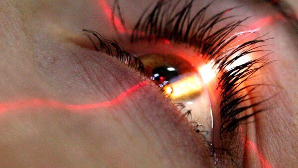Операција у Приморском центру за микрохирургију ока у Владивостоку - Sputnik Србија