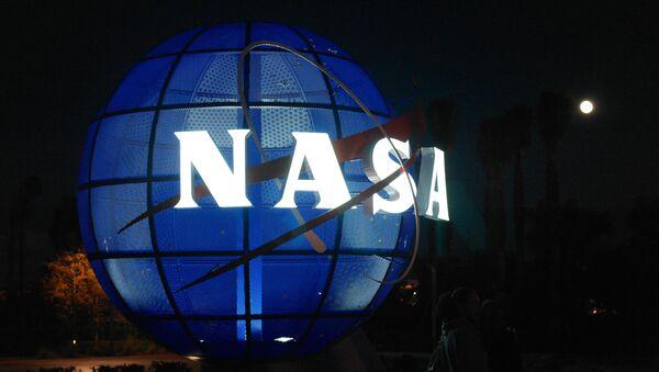 Лого америчке Националне ваздухопловне и свемирске администрације (НАСА) - Sputnik Србија