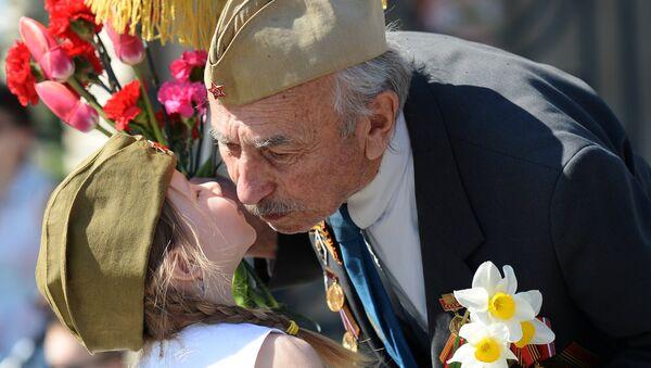 Празновање 71. годишњице победе у Великом отаџбинском рату - Sputnik Србија
