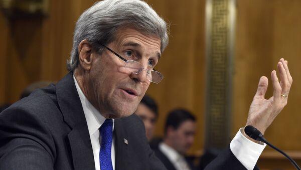 Američki državni sekretar Džon Keri - Sputnik Srbija