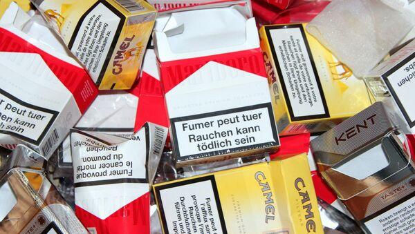 Paklice cigareta - Sputnik Srbija