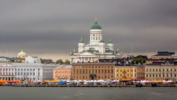 Панорaма Хелсинкија, Финска - Sputnik Србија