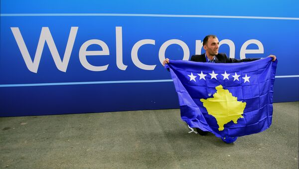 Kosovo primljeno u UEFA - Sputnik Srbija