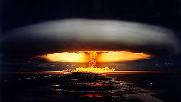 Експолозија атомске бомбе - Sputnik Србија