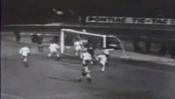 Реал Мадрид — Партизан, финале Купа европских шампиона '66. на бриселском Хејселу - Sputnik Србија