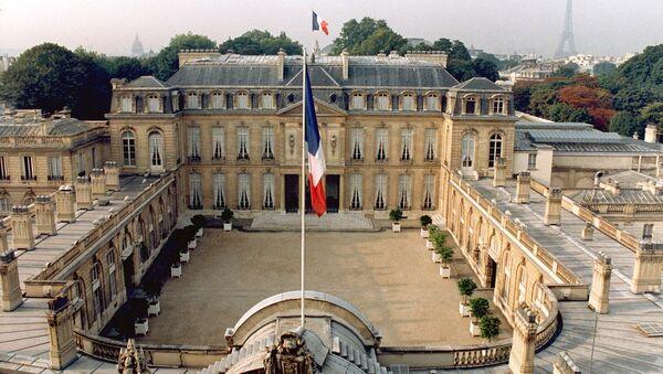 Јелисејска палата у Паризу - Sputnik Србија