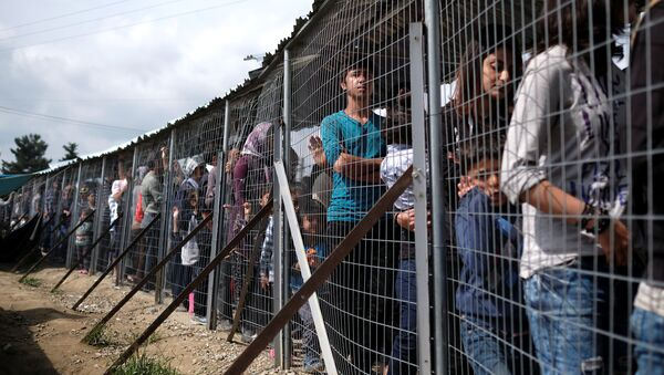 Избеглице - Sputnik Србија