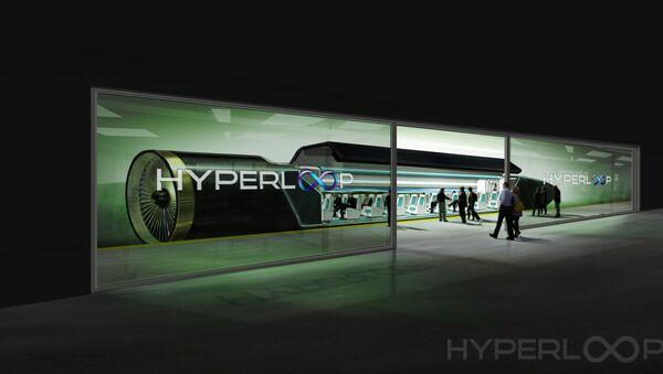 Транспортни систем Хајперлуп - Sputnik Србија