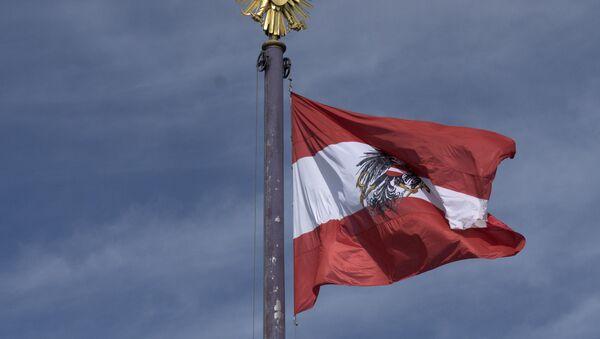 Zastava Austrije - Sputnik Srbija
