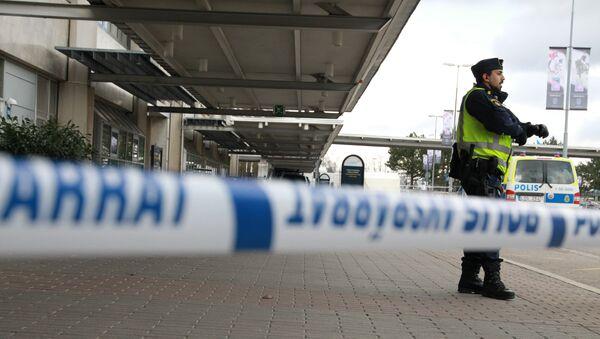 Švedska policija - Sputnik Srbija