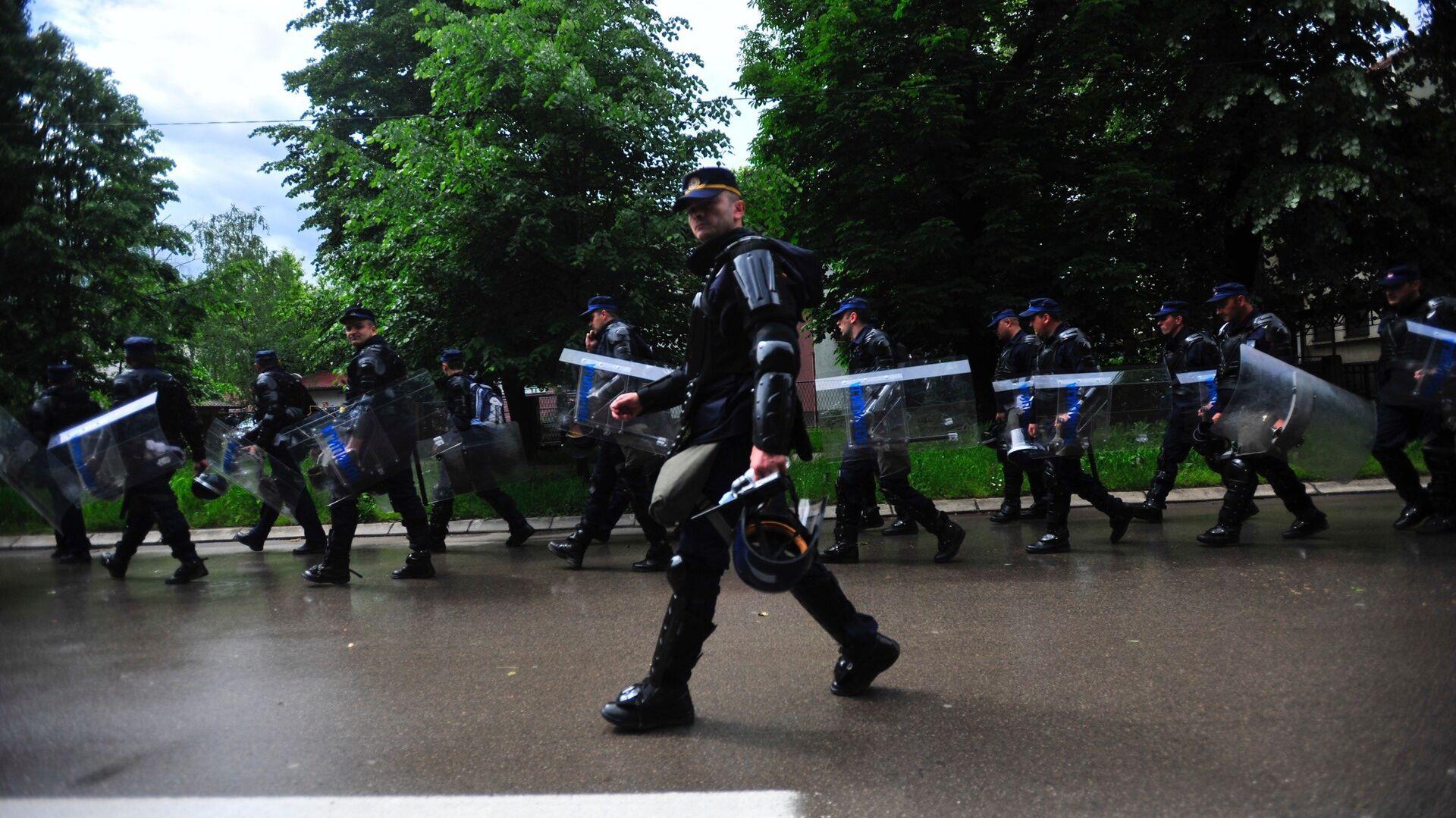 Policija RS u Banjaluci  - Sputnik Srbija, 1920, 29.07.2021