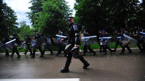 Policija RS u Banjaluci  - Sputnik Srbija
