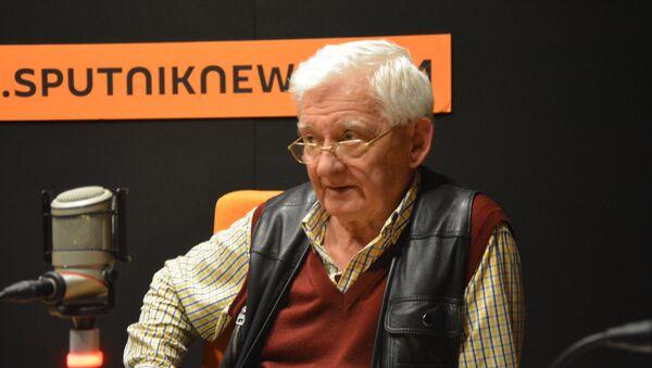 Istoričar umetnosti i kustos Nikola Kusovac - Sputnik Srbija