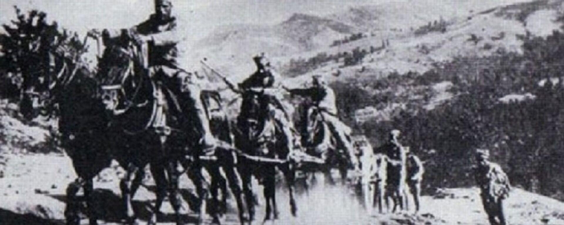 Солунски фронт - Sputnik Србија, 1920, 23.07.2020