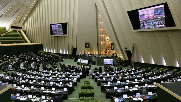 Parlament Irana u Teheranu - Sputnik Srbija