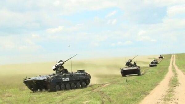 Vojne vežbe, Rumunija - Sputnik Srbija