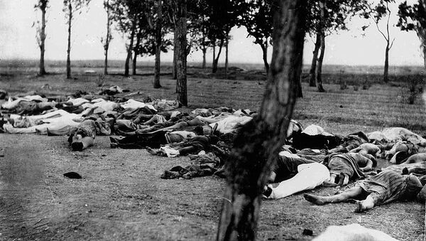 Убијени Јермени у отоманској Турској - Sputnik Србија