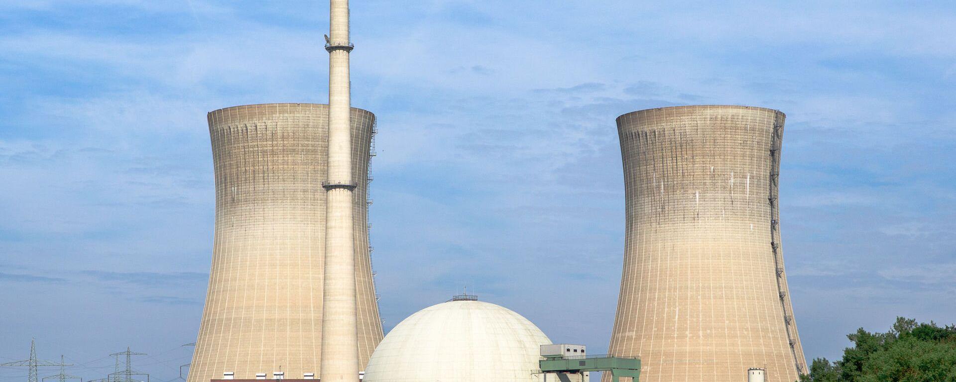 Nuklearna elektrana - Sputnik Srbija, 1920, 21.01.2021