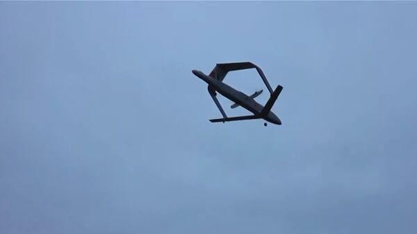 Prvi let ruskog izviđačkog drona za Arktik - Sputnik Srbija