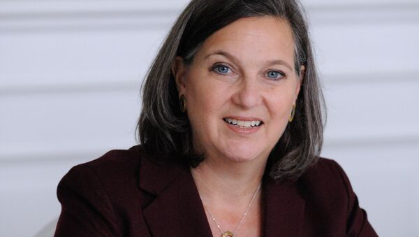 Pomoćnica američkog državnog sekretara za Evropu i Evroaziju Viktorija Nuland - Sputnik Srbija
