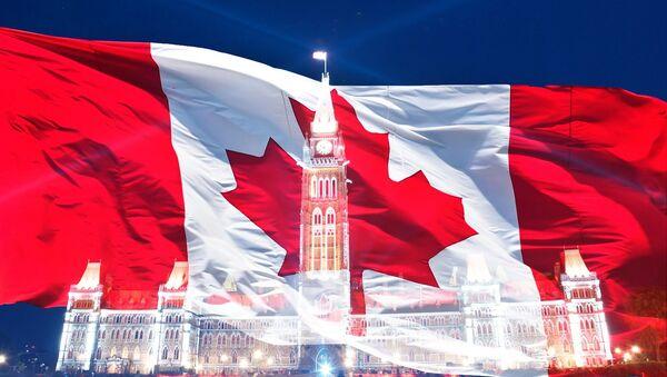 Kanadaska zastava - Sputnik Srbija