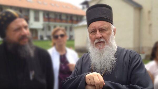 Владика Филарет - Sputnik Србија