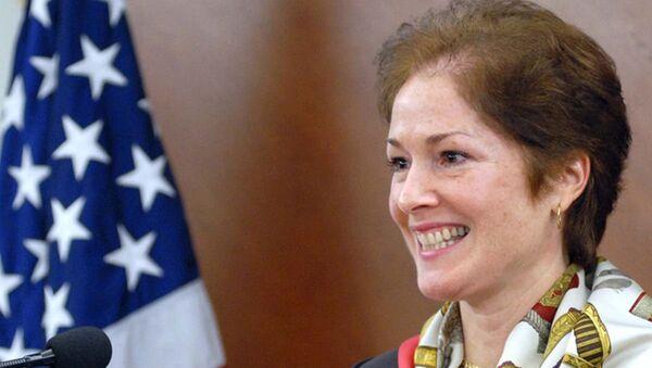 Мери Јовановић, нова амбасадорка САД у Украјини - Sputnik Србија