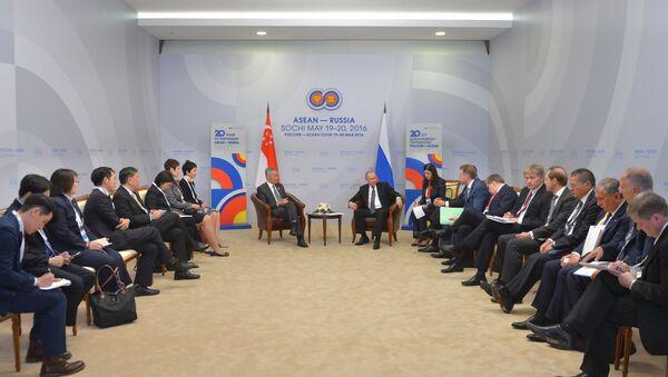 Самит Русија — АСЕАН у Сочију - Sputnik Србија
