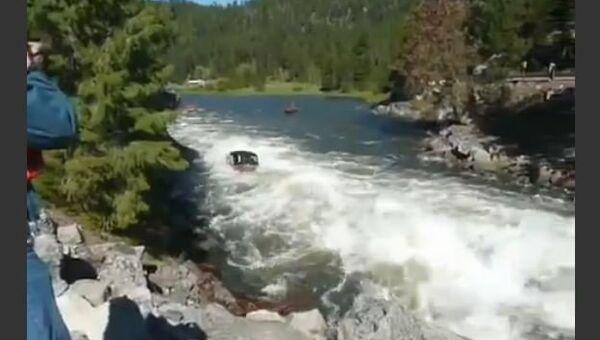 Jet Boat Powers Upstream - Sputnik Srbija
