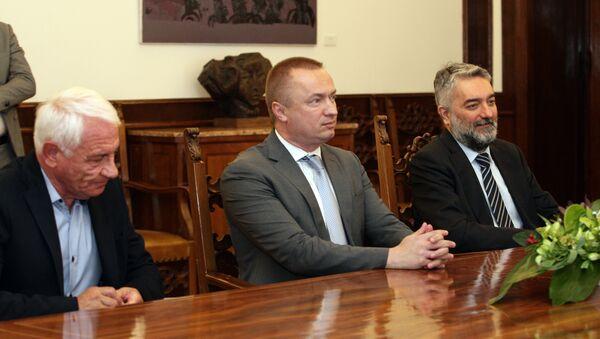 DS konsultacije sa predsednikom Srbije - Sputnik Srbija