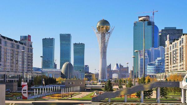 Astana, glavni grad Kazahstana - Sputnik Srbija