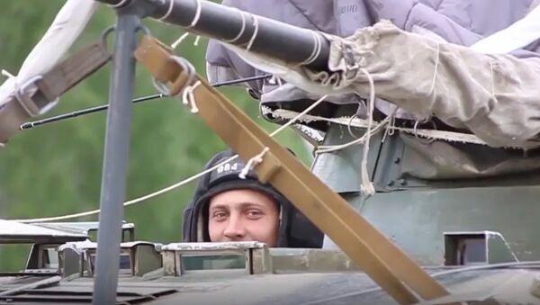 """Руски падобранци """"освојили"""" аеродром - Sputnik Србија"""