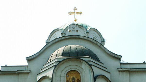 Патријаршија Српске православне цркве у Београду - Sputnik Србија