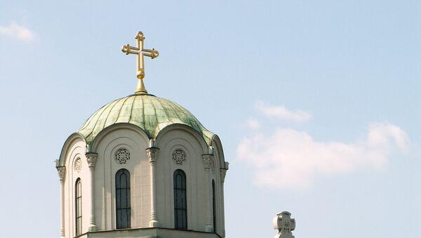 Patrijaršija Srpske pravoslavne crkve u Beogradu - Sputnik Srbija