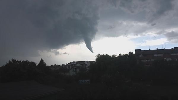 Tornado u Jagodini - Sputnik Srbija