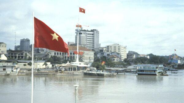 Pogled na Ho Ši Min, glavni grad Vijetnama - Sputnik Srbija