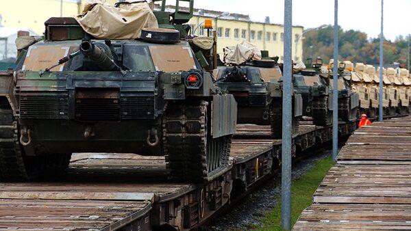 Тенкови Абрамс - Sputnik Србија