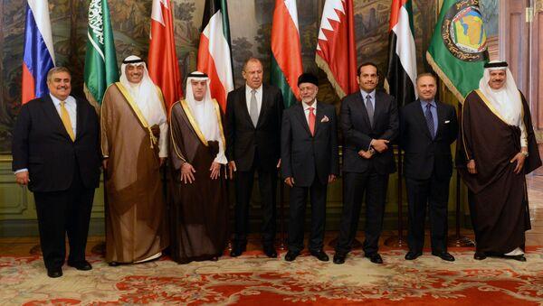 Četvrto zasedanje strateškog dijaloga Rusija – Savet saradnje arapskih država Persijskog zaliva u Moskvi - Sputnik Srbija