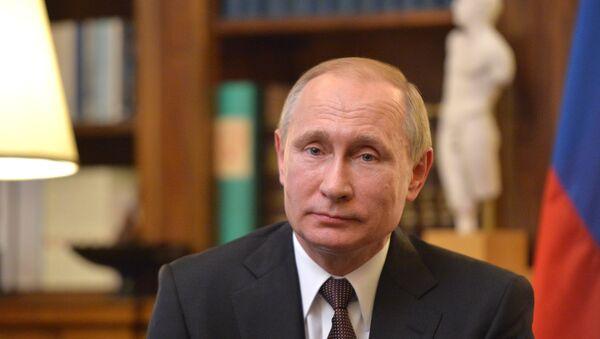 Poseta predsednika Putina Grčkoj - Sputnik Srbija