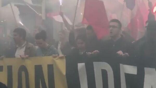 Протест у Француској - Sputnik Србија