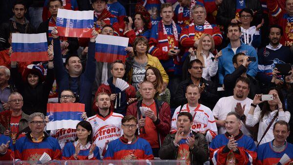 Ruski navijači n - Sputnik Srbija