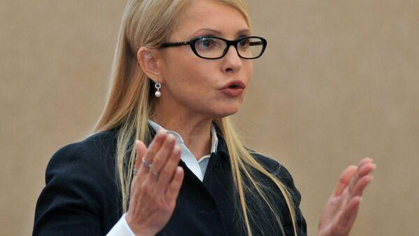 Lider ukrajinske partije Batkevščina Julija Timošenko - Sputnik Srbija