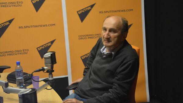 Мирослав Максимовић - Sputnik Србија